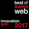 Best of Swiss Web - Innovation Gold 2017